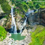 Baños de Agua Santa, tierra de Cascadas!!!