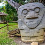 San Agustín, Patrimonio Cultural colombiano!!!