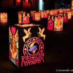 Quimbaya, Colombia. La ciudad de los mil y un faroles!!!