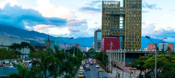Medellin, la ciudad de la eterna primavera colombiana!!!