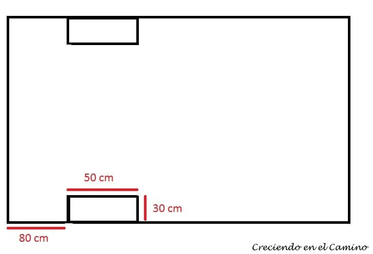 plano para construir un piso de un motorhome