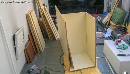 mueble de cocina para autocaravana