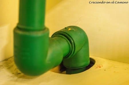 termofusion para instalar red de agua en un motorhome