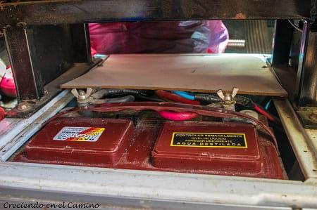 Batería auxiliar para el camper
