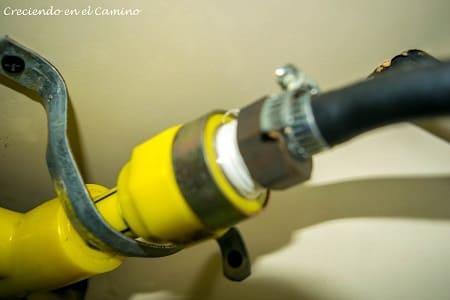 como hacer instalacion de gas en una casa rodante