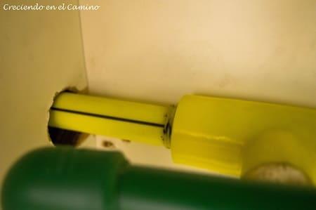termofusion de gas en un motorhome