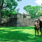 Ruinas de Copan, Honduras. Nuestro primer contacto con la cultura Maya!!!