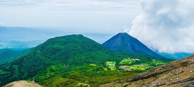 Nuestros últimos pasos por El Salvador!!!