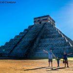 Chichen Itza, una de las 7 maravillas del mundo!!!