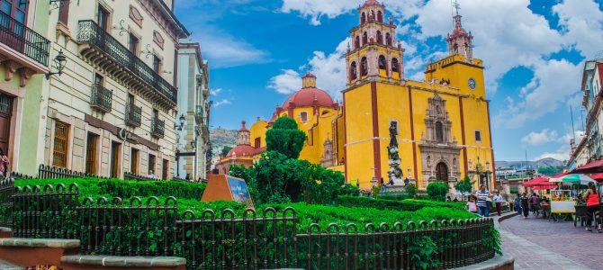 Conociendo San Miguel de Allende y Guanajuato, las dos ciudades imperdibles de México!!!