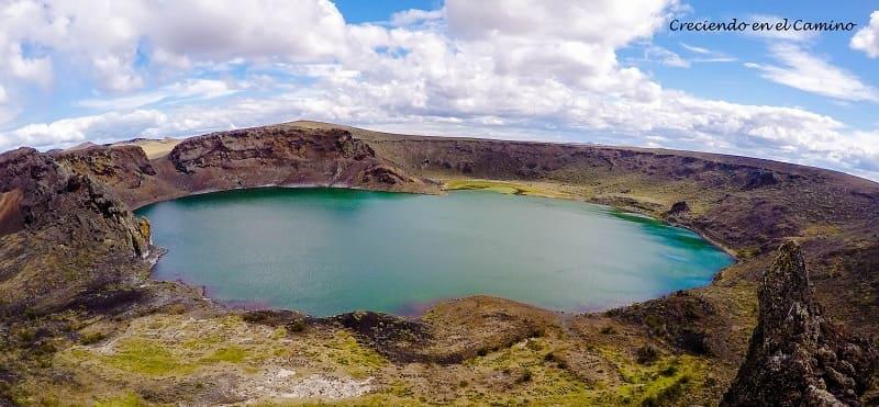 Laguna Azul santa cruz argentina