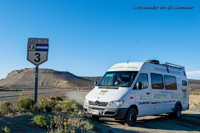 que hacer y visitar en la ruta 3 en argentina