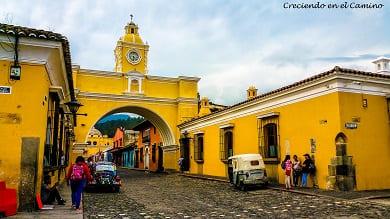 que visitar y conocer en antigua guatemala