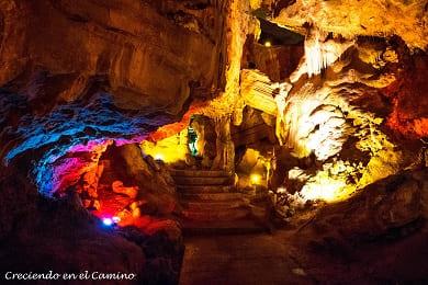 como visitar las cuevas de taulabe en honduras