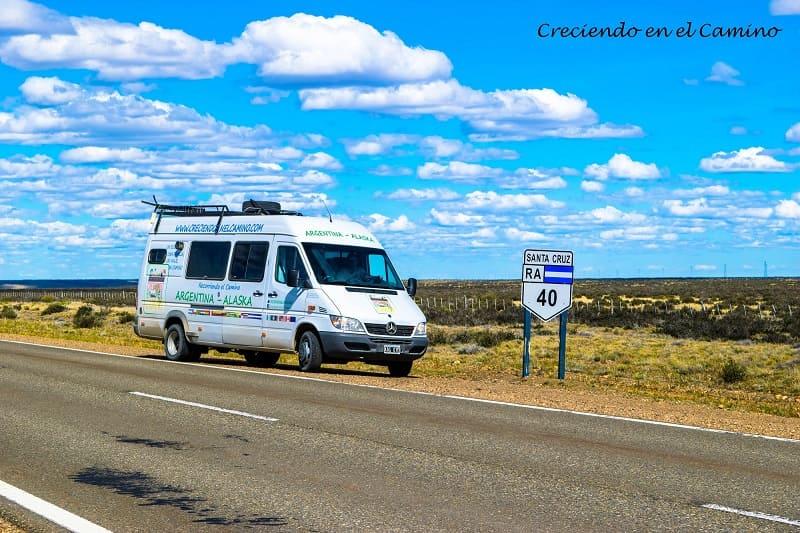 guia para recorrer la ruta 40 de argentina