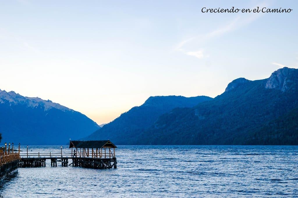 lago traful, villa traful, camino de los 7 lagos, argentina, neuquen