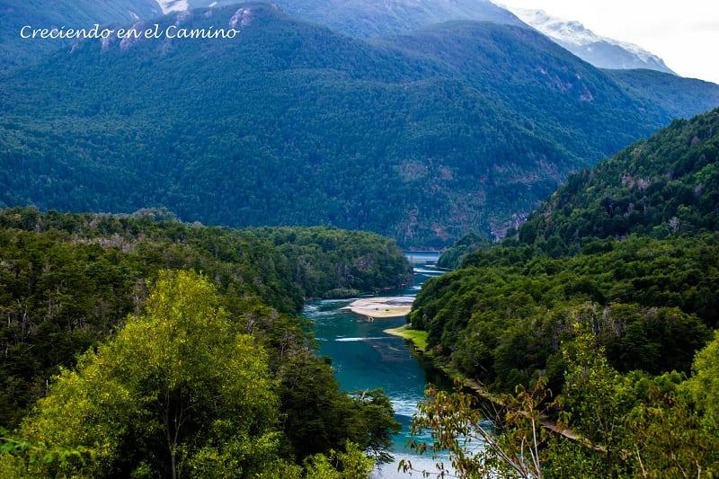 Pasarela del Río Arrayanes, Parque Nacional Los Alerces