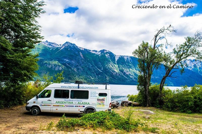 Lago Rivadavia, Parque Nacional los Alerces
