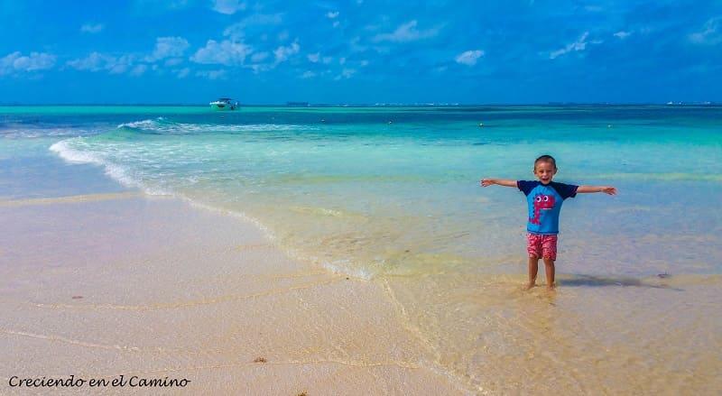 guia para recorrer el caribe de mexico