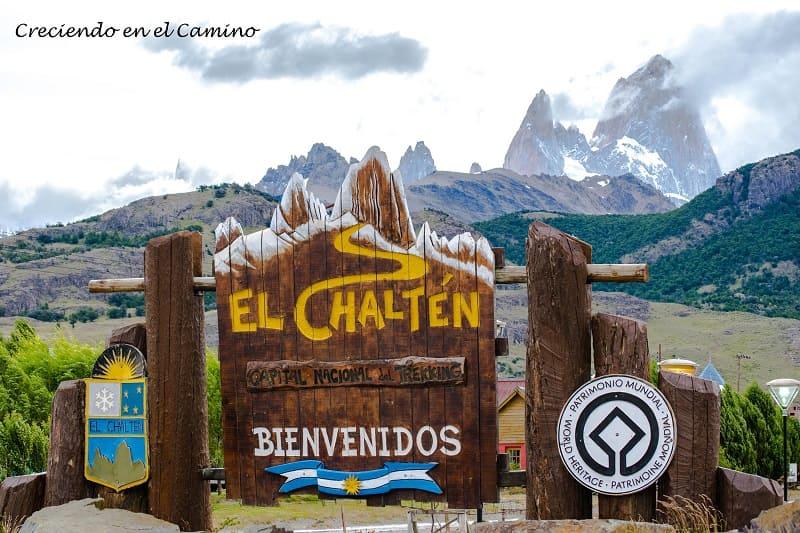 ingreso al chalten argentina