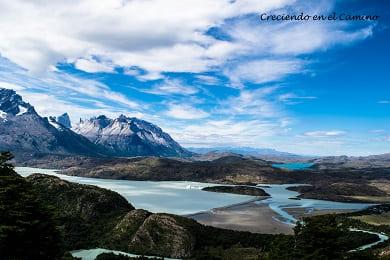 que hacer y visitar en el parque nacional torres del paine CHILE