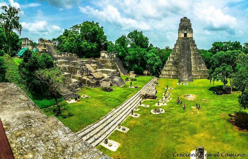 TIKAL MEJORES FOTOGRAFIAS DE GUATEMALA