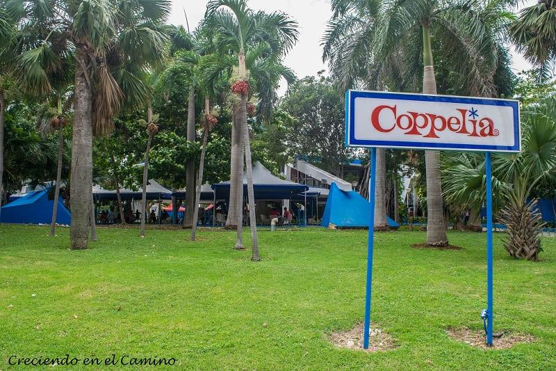 Heladería Coppelia, La Habana, Cuba