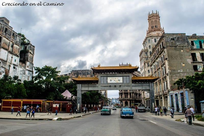 Barrio Chino, La Habana, Cuba