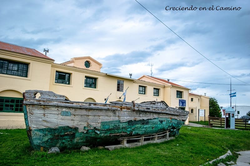 Museo Marítimo ushuaia