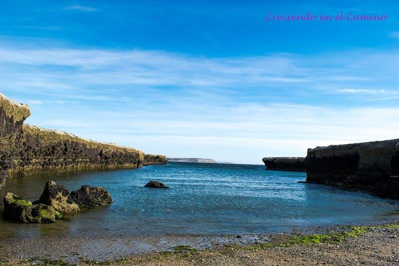 playa pardelas peninsula de valdes argentina