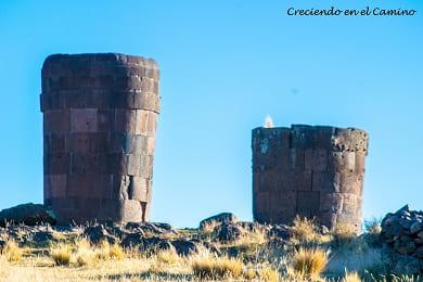 como visitar Ruinas de Sillustani en peru