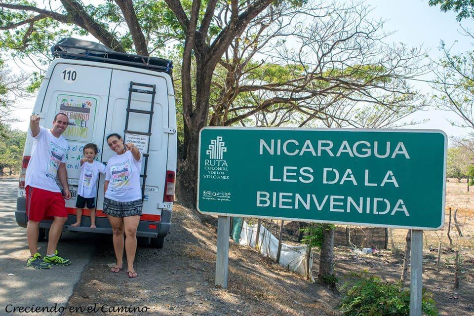 nuestra experiencia recorriendo nicaragua
