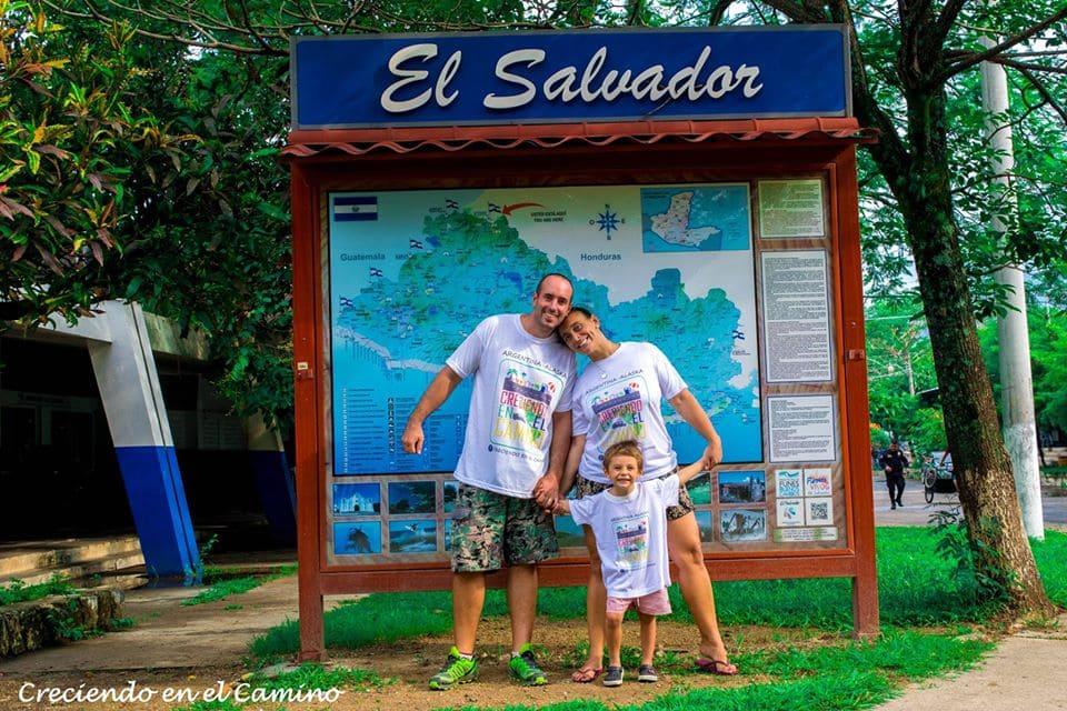 Nuestra experiencia recorriendo el país de El Salvador