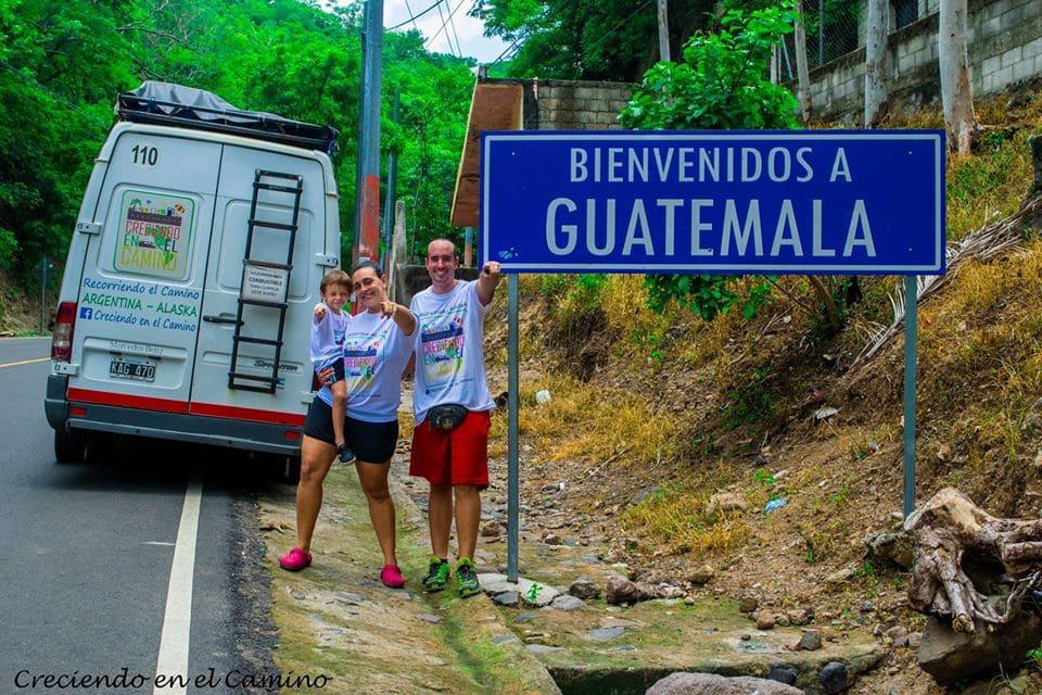 Nuestra experiencia recorriendo el país de Guatemala