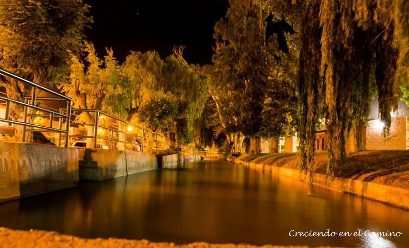 Canal de Dolavon  argentina