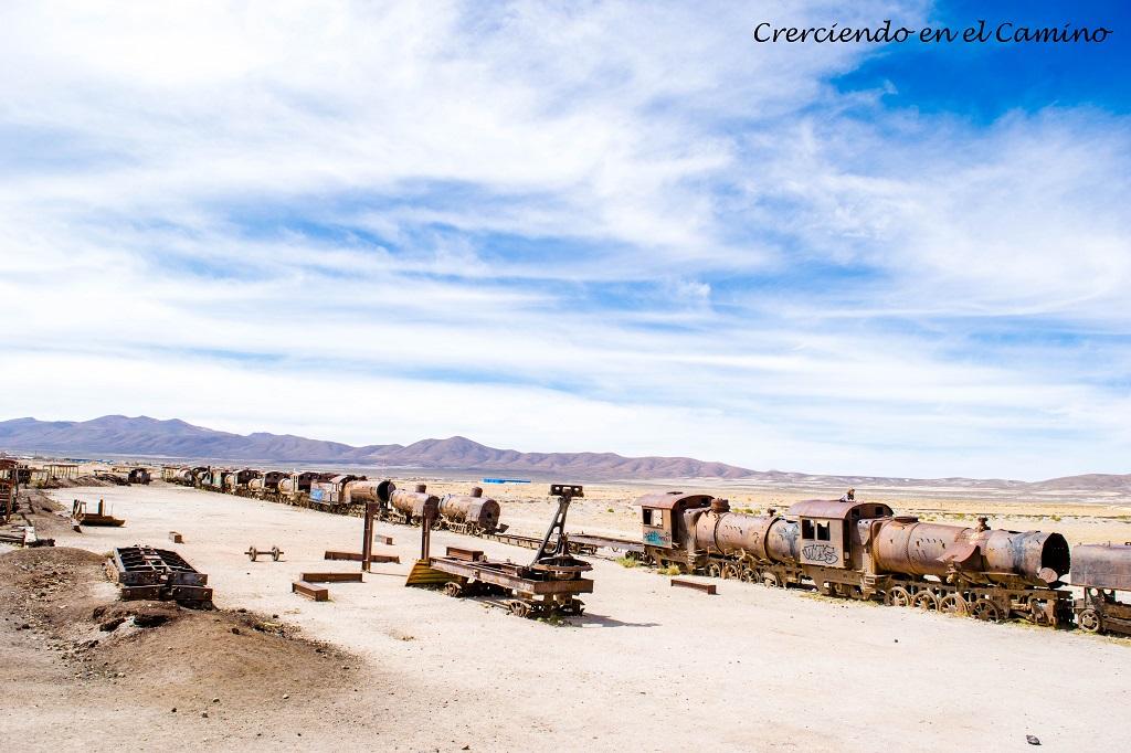 CEMENTERIO DE TRENES MEJORES FOTOGRAFIAS DE BOLIVIA