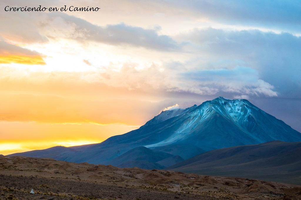 VOLCAN OLLAGÜE MEJORES FOTOGRAFIAS DE BOLIVIA
