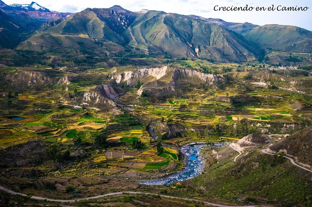 VALLE DEL COLCA MEJORES FOTOGRAFIAS DE PERU