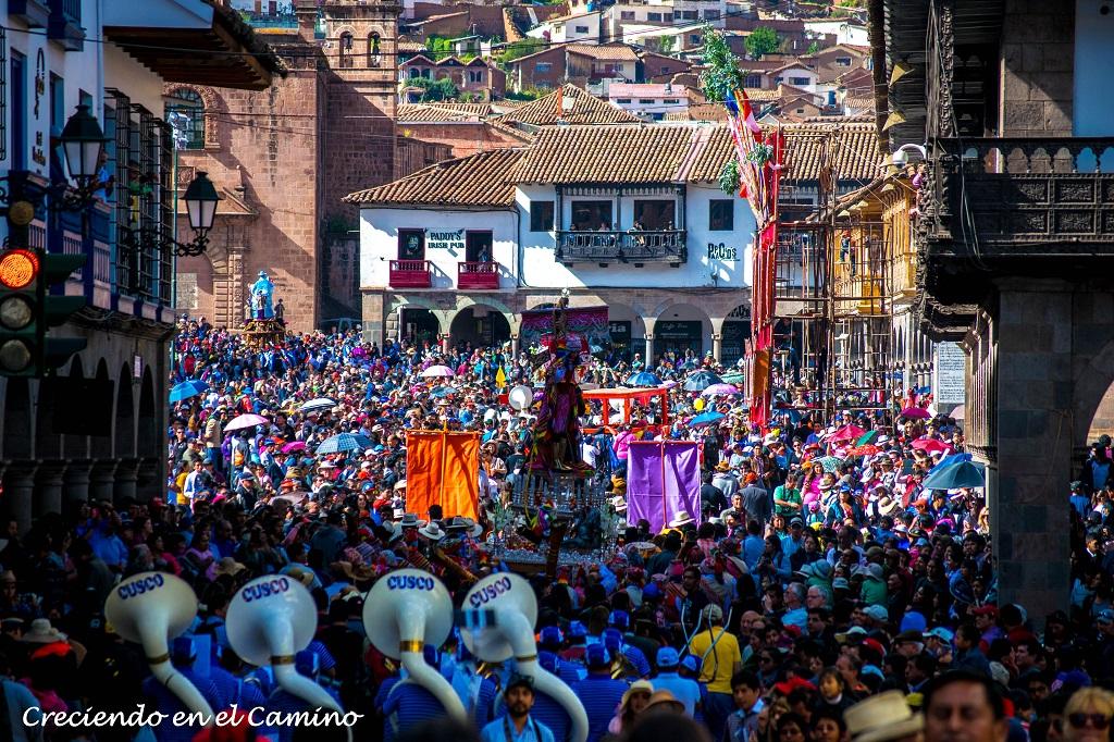 CORPUS CHRISTI CIUDAD DE CUSCO MEJORES FOTOGRAFIAS DE PERU
