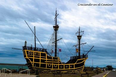 Que hacer y visitar en Puerto San Julian en argentina