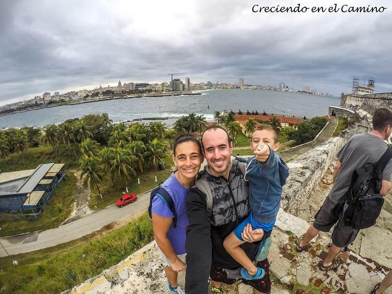 Castillo de los Tres Reyes del Morro, La Habana, Cuba