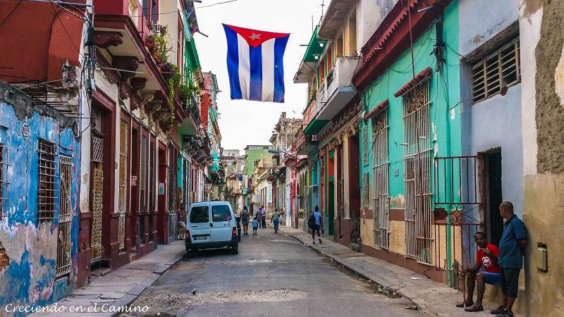 calles de la habana cuba