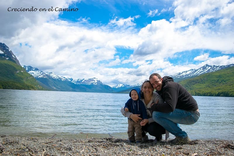Lago Roca, Ushuaia