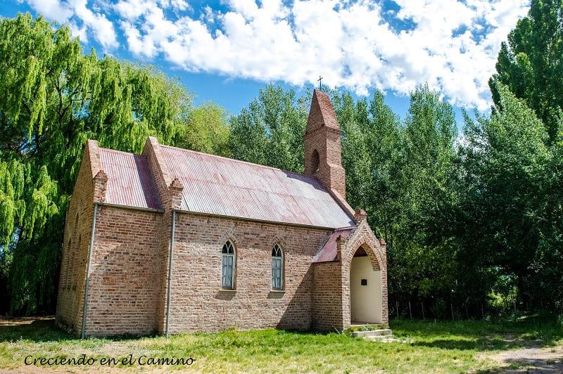 Iglesia Anglicana dolavon argentina