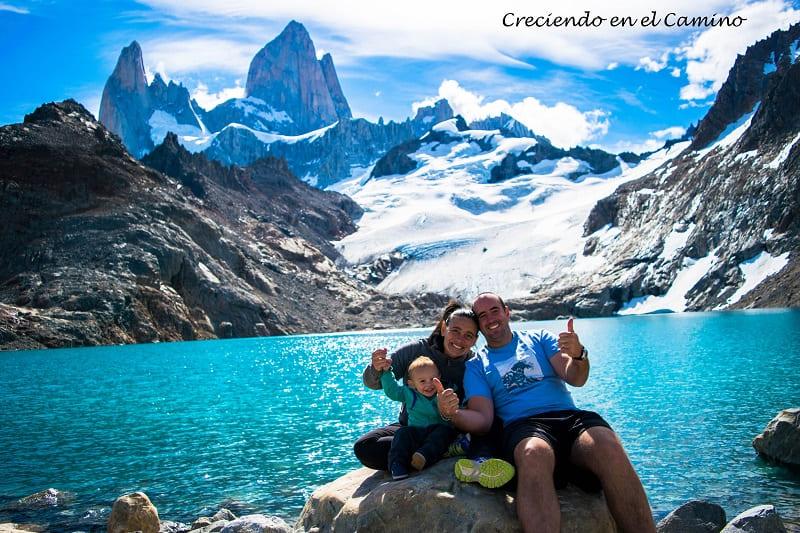 Laguna de los Tres el chalten