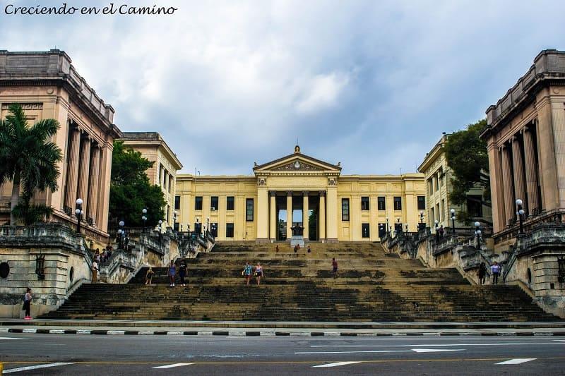 Universidad de La Habana cuba