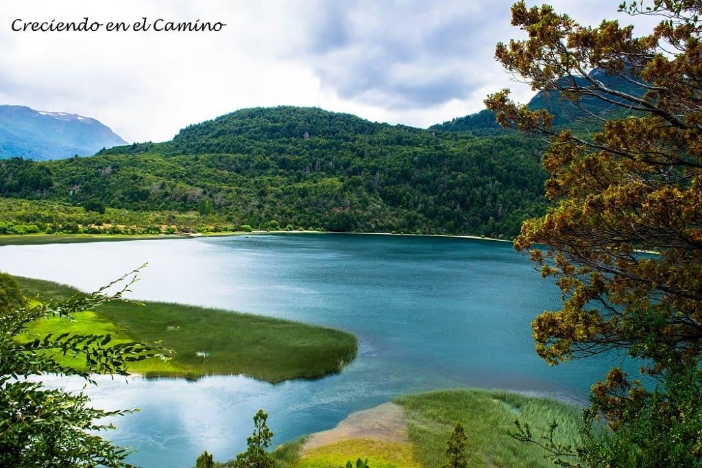 lago verde, parque nacional los alerces chubut