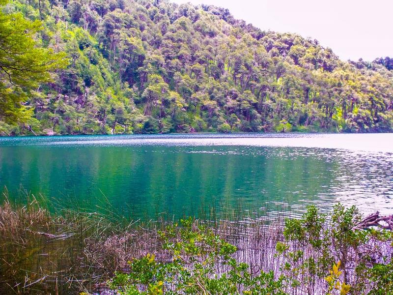 Lago Escondido, Camino 7 Lagos, Argentina.