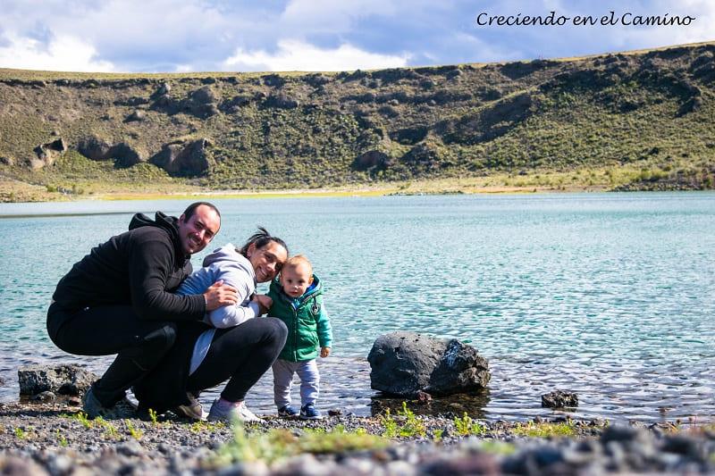 laguna azul rio grande argentina