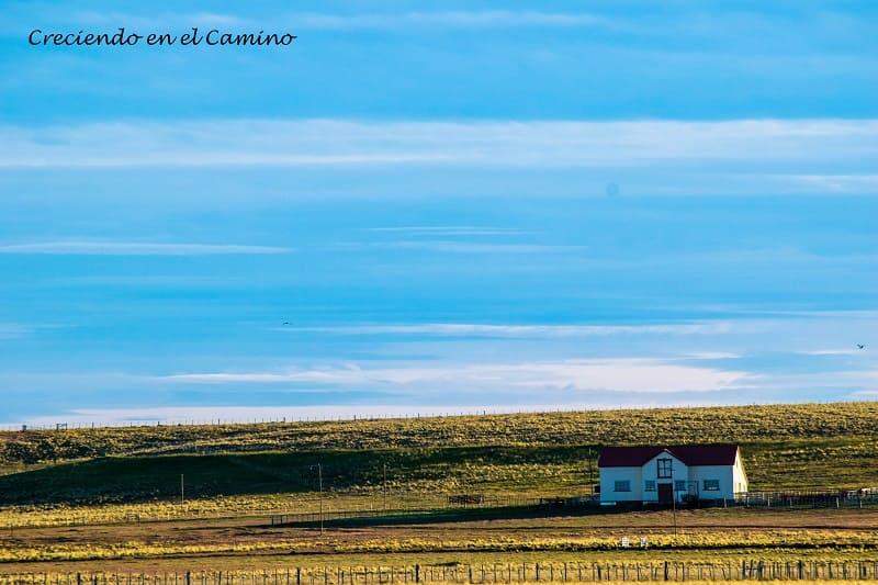 Ir hasta la frontera argentina en Tierra del Fuego